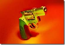 What would sociologists say my reasons for being scared when I was robbed gun point?