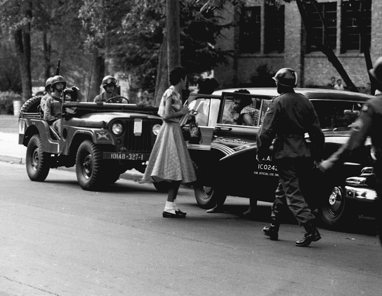 Arkansas_Desegregation_Little_Rock_Sept_1957