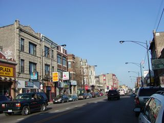 Cermak Avenue Business District