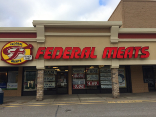 Federal meats store