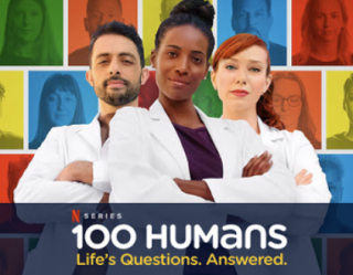 100 Humans Logo